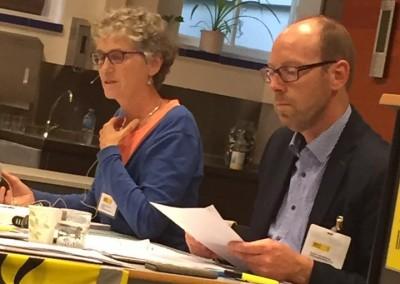 Amnesty International Nederland: voorzitter vergaderingen Ledenraad (2010 – 2019)