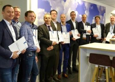 Ontwikkeling  innovatie-partnerschap Goederenvervoer-modellen (2018 – 2019)