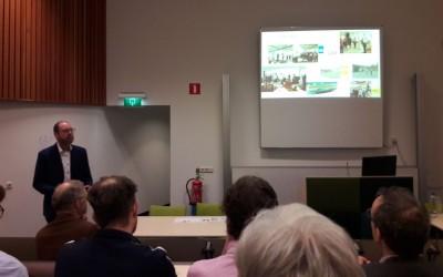 De Stad van Morgen – bijdrage symposium Saxion Hogeschool